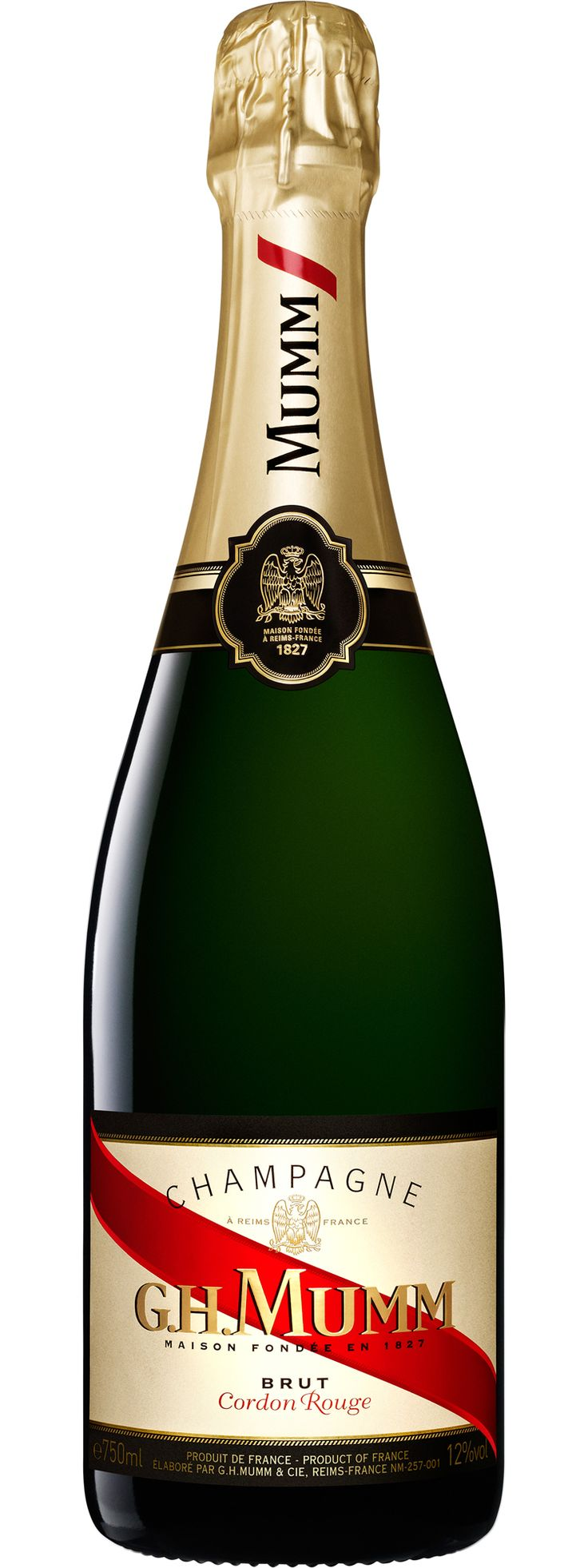 Mumm Cordon Rouge Brut | Dan Murphy's | Buy Wine, Champagne, Beer & Spirits Online