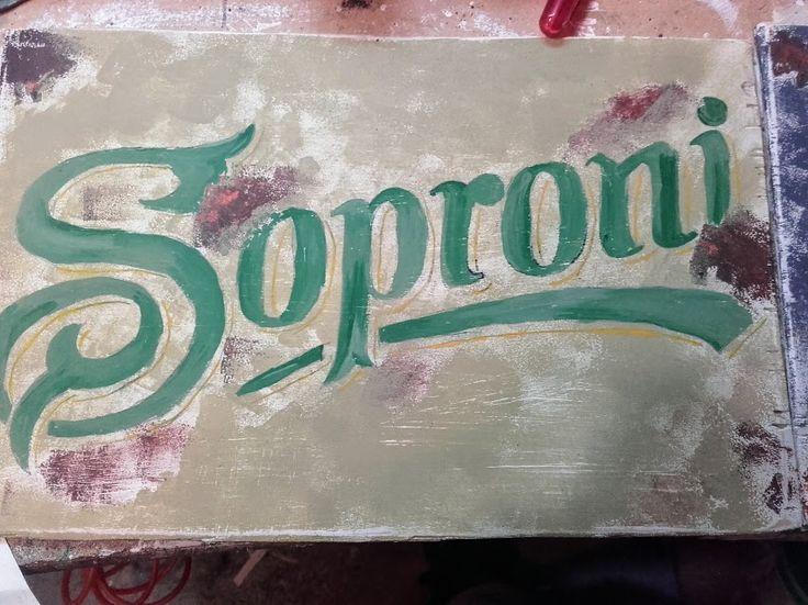 Soproni vintage