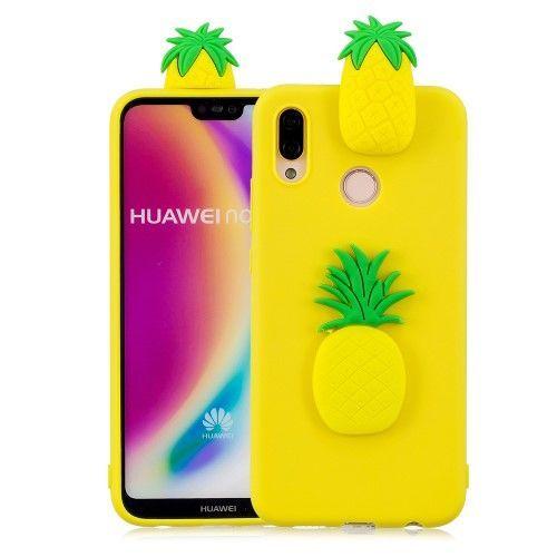 coque huawei p9 lite ananas