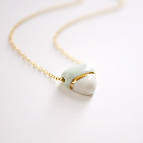 Small Buoy Charm Necklace