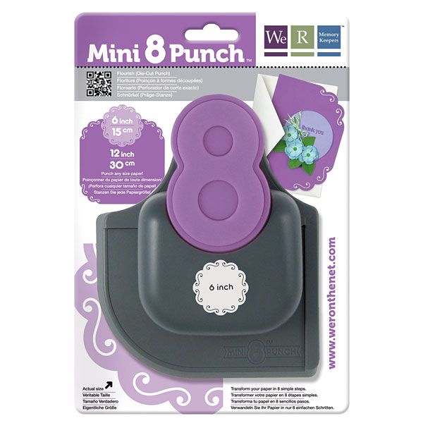 15 Best We R Memory Keepers Mini 8 Punches Images On Pinterest