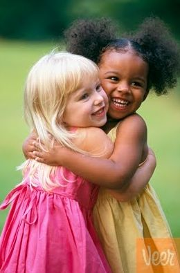 Best friend forever hugs...because everyone needs at least one best friend.