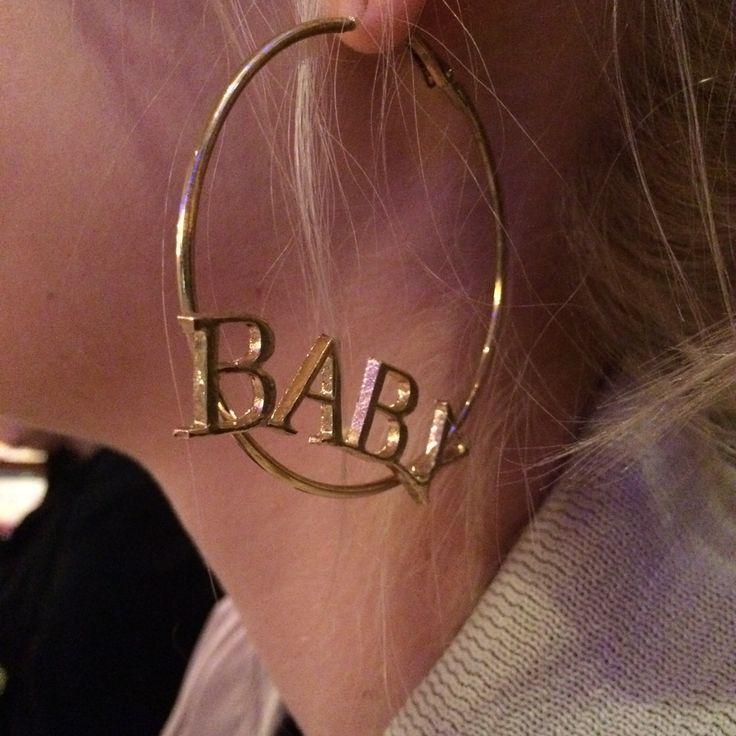 Best 25+ Baby earrings ideas on Pinterest | Hoop earrings ...