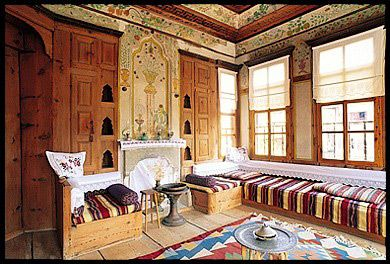 Safranbolu House-İnterior