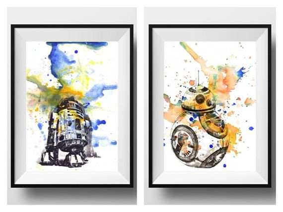 49 best Star wars nursery art images on Pinterest ...