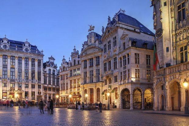 Grote Markt in Brussel in top 15 van de mooiste bezienswaardigheden ter wereld