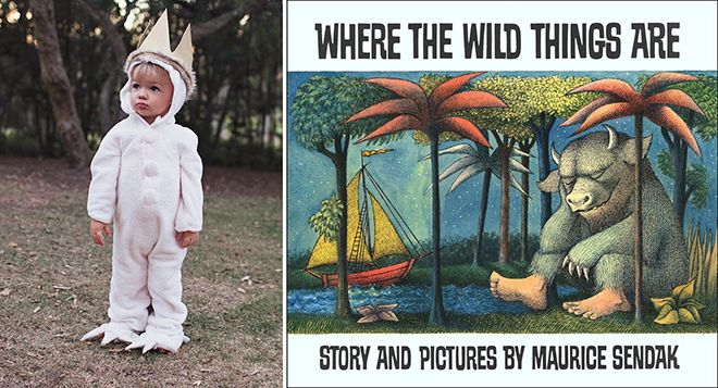 The best DIY book week costumes: Where the Wild Things Are | Mum's Grapevine