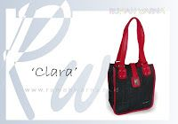 A 'Graceful' Clara Bag Product Details Bag Size: 27 x 29 x 14 Weight Bag: 475 gram Bag Type: pipe Material ...