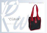 A 'Graceful' Clara Bag Product Details Bag Size: 27 x 29 x 14 Weight Bag: 475 gram Bag Type: pipe Material ...
