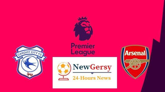 Arsenal Vs Cardiff City Score Prediction Line Ups Live Stream