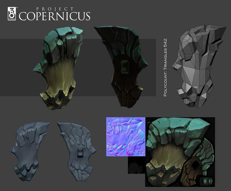 Copernicus Weapon 02 by Arkadius.deviantart.com on @deviantART