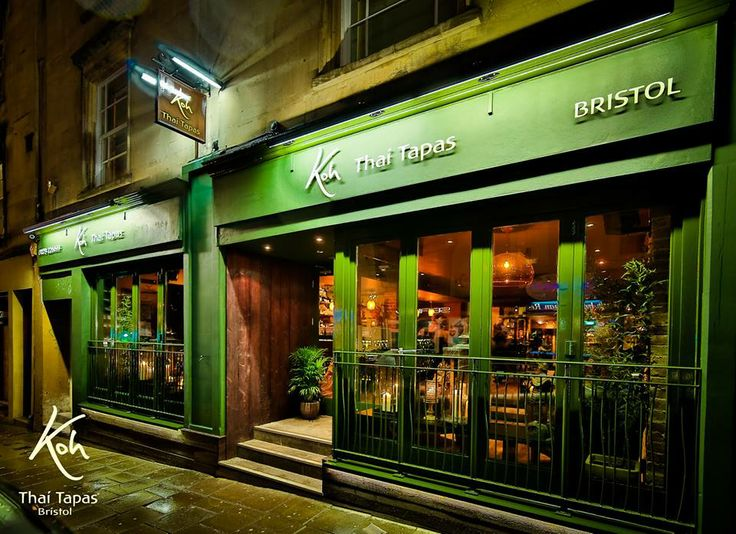 Koh Thai Tapas Bristol has now been open for nearly a week, come find us in Clifton! www.koh-thai.co.uk
