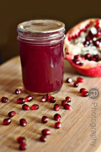 The Homestead Survival | Pomegranate Jelly Recipe | http://thehomesteadsurvival.com