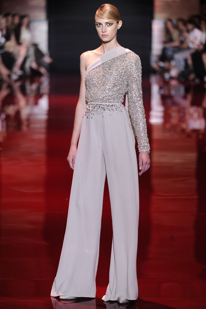 Elie Saab Fall Couture 2013 - Slideshow