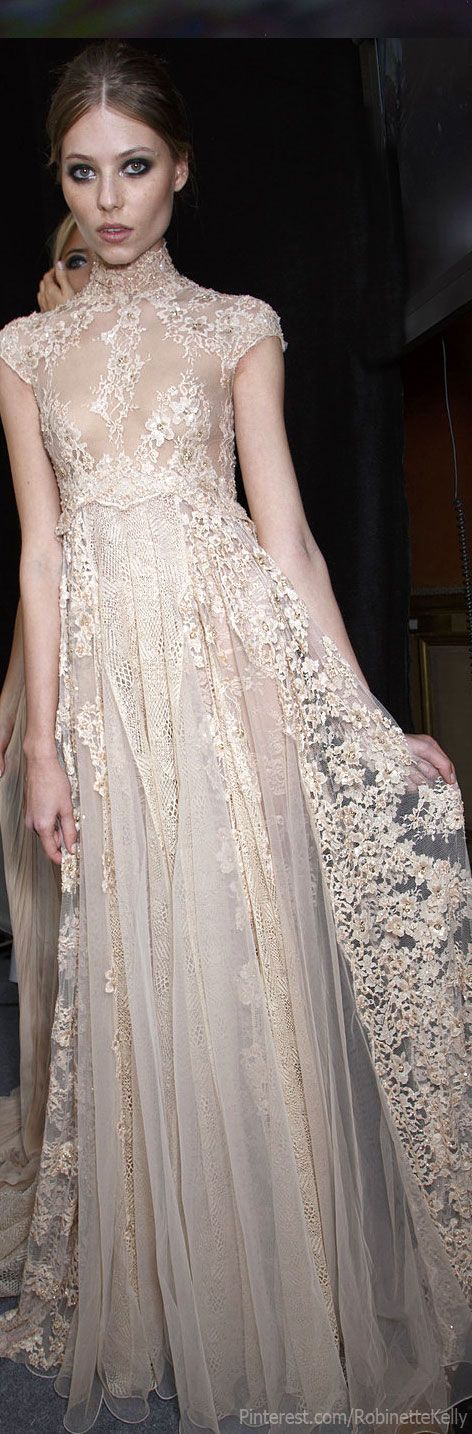Wedding Inspiration from EmmaHuntLondon X Zuhair Murad Haute Couture | F/W 2013