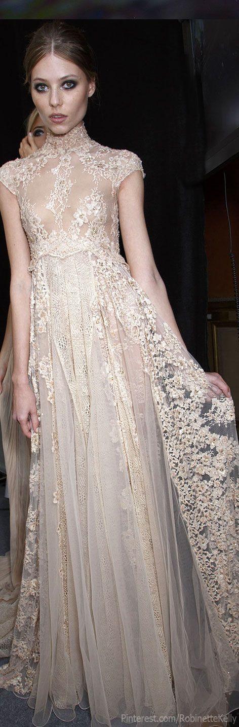 Wedding Inspiration from EmmaHuntLondon X Zuhair Murad Haute Couture   F/W 2013