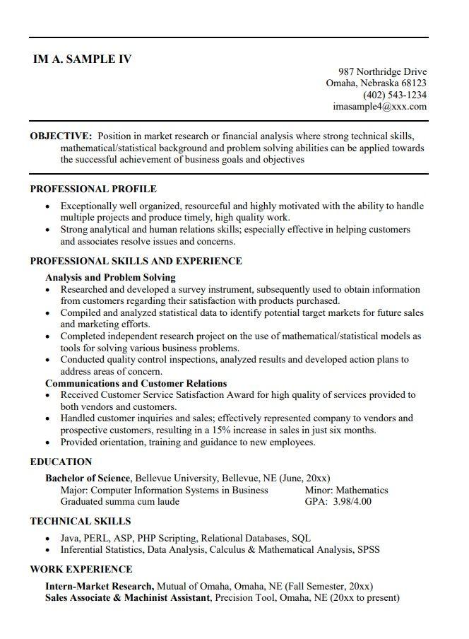 College Student Resume Templates 10+ Free Printable Word