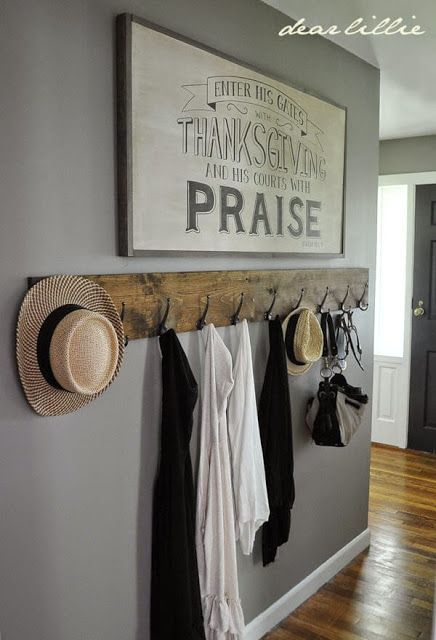 13 Coat Rack With Different Form & Function Cover All Your Needs http://ift.tt/2mm35tr Decor Room