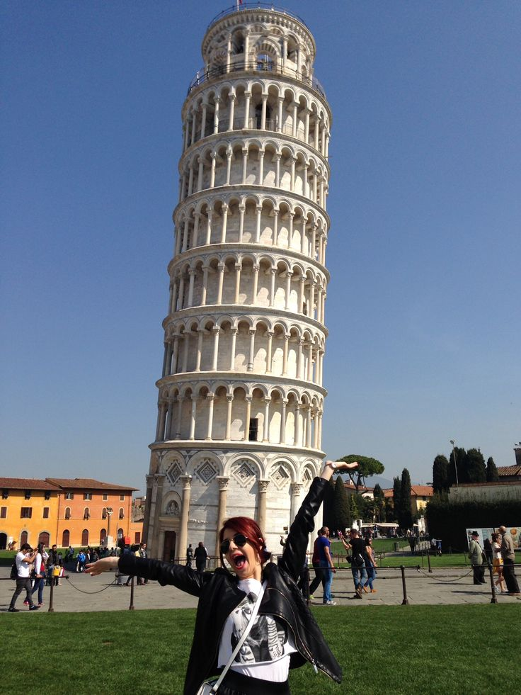 Finally here ! Leaning Tower,Pisa