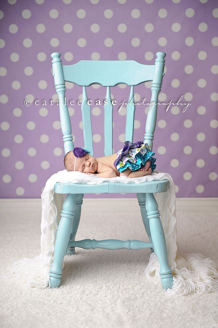 The baby is cute, but what really caught   my eye was the purple and turquoise - a good way to use the purple walls we   already have in my daughters room, but update for big girl   things