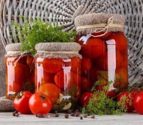 Pomidorowe pikle - Przepisy - Magda Gessler - Smaki Życia