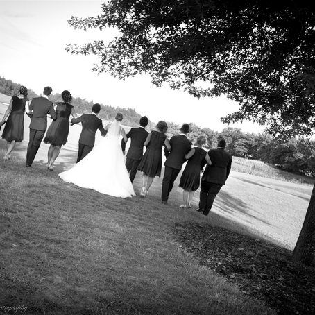 Bridal Party - Yarra Valley Lodge Luxe