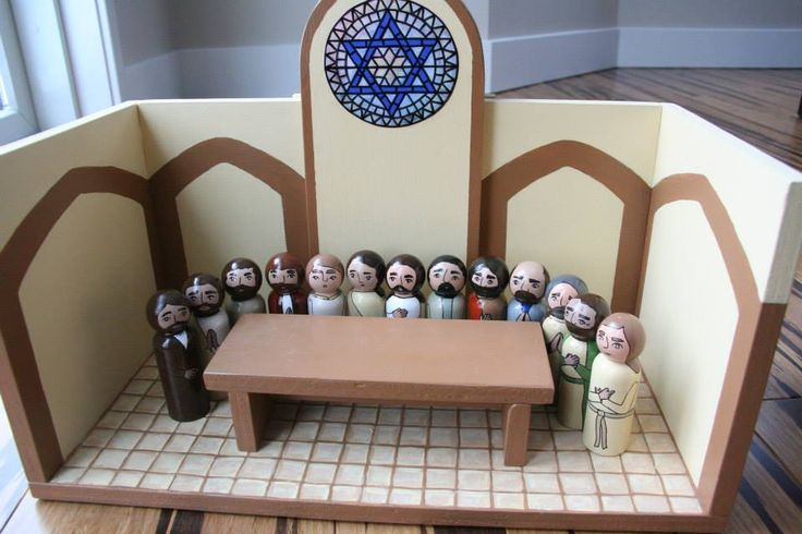 The Cenacle - (The Last Supper) for Catechesis of the Good Shepherd