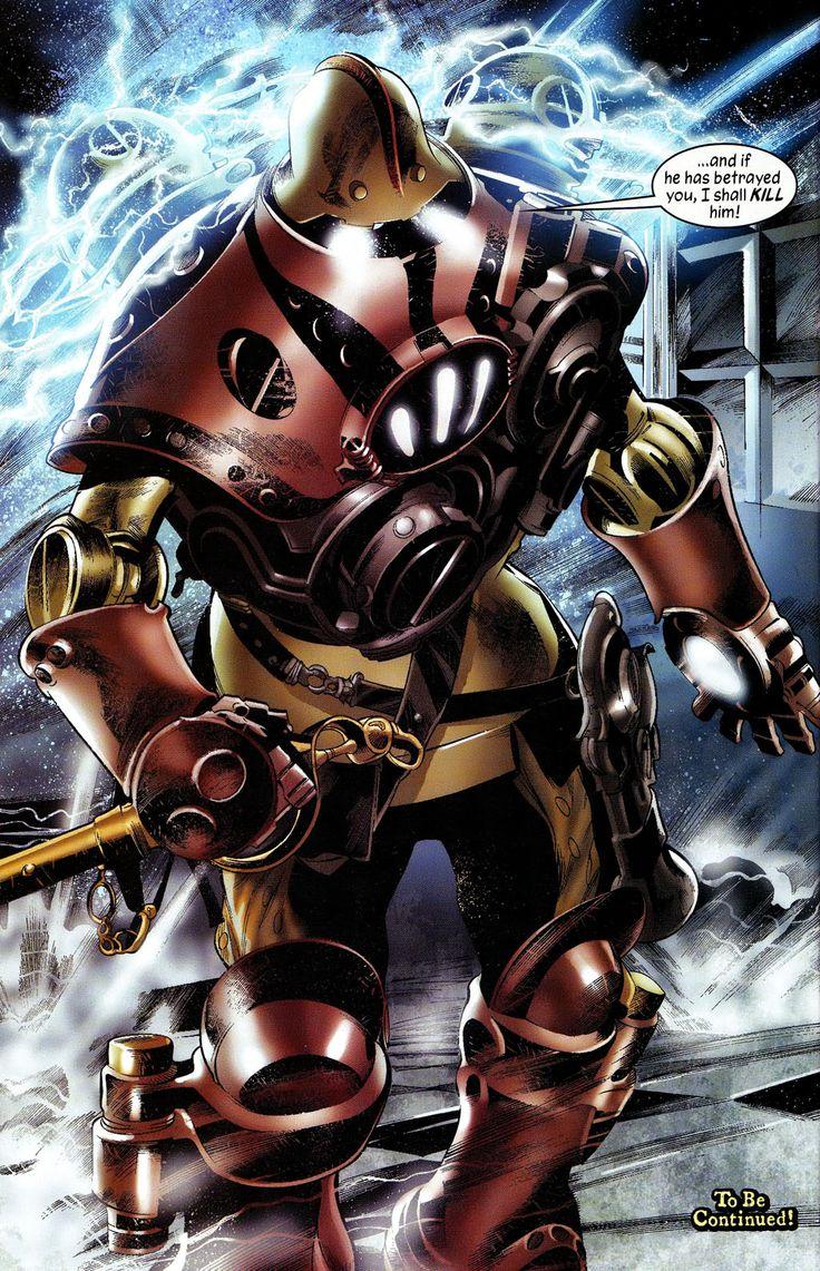Lord Iron (2005)