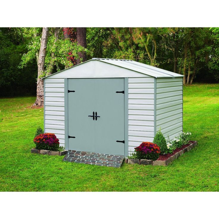 Garden Sheds 10 X 5 best 25+ steel sheds ideas only on pinterest | pole buildings