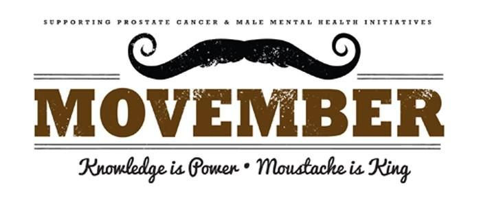 What is No Shave November or Movember and why should you participate? Find out about the rules and cause behind the mustache and grown out facial hair, here.