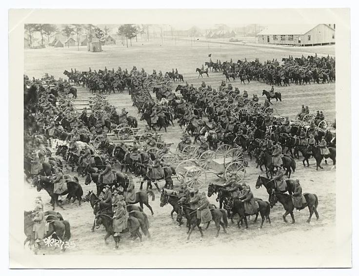 U.S. Cavalry (1918?)