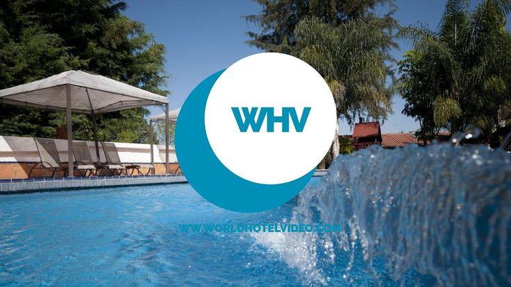 Hotel El Rebozo in Valle de Bravo Mexico (North America). The best of Hotel El Rebozo https://youtu.be/F1RX_Jz4U0A