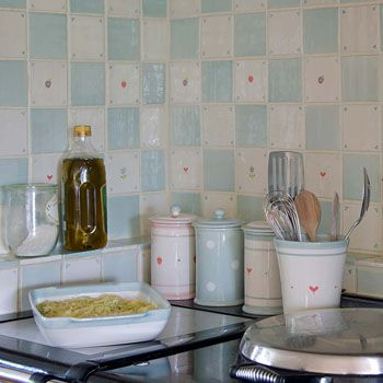 Get your kitchen ready for baking...!