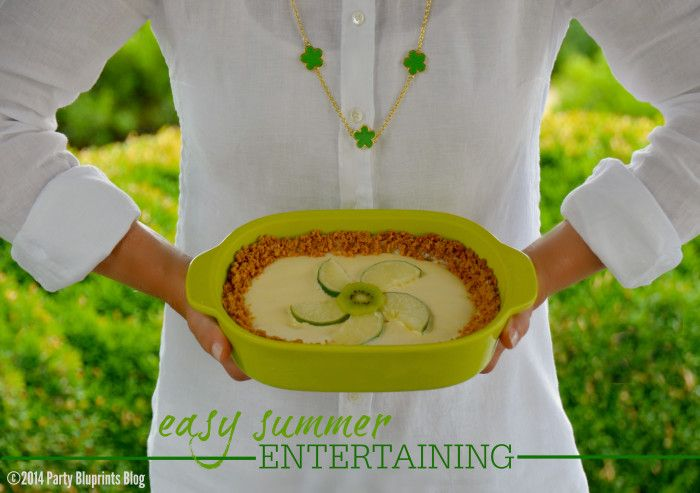 corningware recipes recipes images | Fresh Summer Dinner Party Menu with CW by CorningWare™ #CWColor