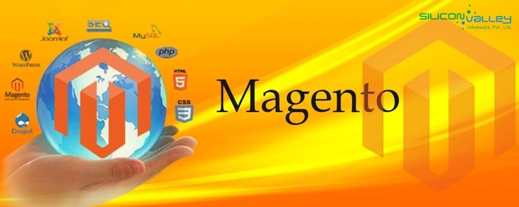 #Magento is an ecommerce platform built on open source technology which provides online merchants with a flexible shopping cart system, as well as control over the content, look and functionality of their online store. Magento offers powerful search engine optimization, marketing and catalog-management tools.   Email: info@siliconinfo.com  Phone No: + 1-408-216-7636