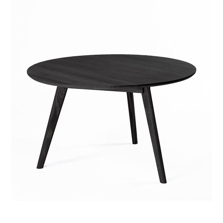 Nordik Sohvapöytä, Musta/Saarni, Select21