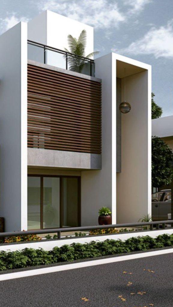 Minimalist House Design, Minimalist Architecture, Modern Architecture House, Minimalist Home, Modern House Design, Architecture Design, New Modern House, Modern House Facades, Modern Buildings