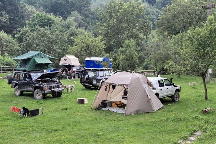 Camping Dacica