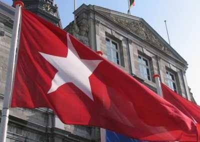 Flag of Maastricht