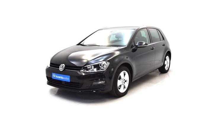 #Volkswagen #Golf Berline Compacte - 5 portes - Essence - 1.2 TSI 105 - Boîte manuelle - Finition Confortline Business Suréquipée #Voiture #Automobile #Cars