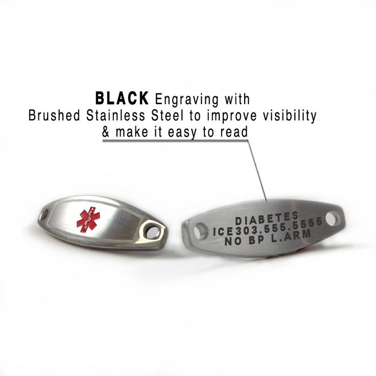 12 Best Medical Alert Bracelets Cvs Images On Pinterest