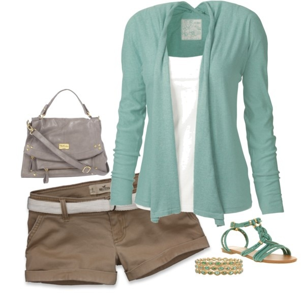 def. my style :): Mint Green, Dreams Closet, Casual Summer, Summer Looks, Summer Outfit, Color Combos, Cute Outfit, Summer Night, The Cardigans