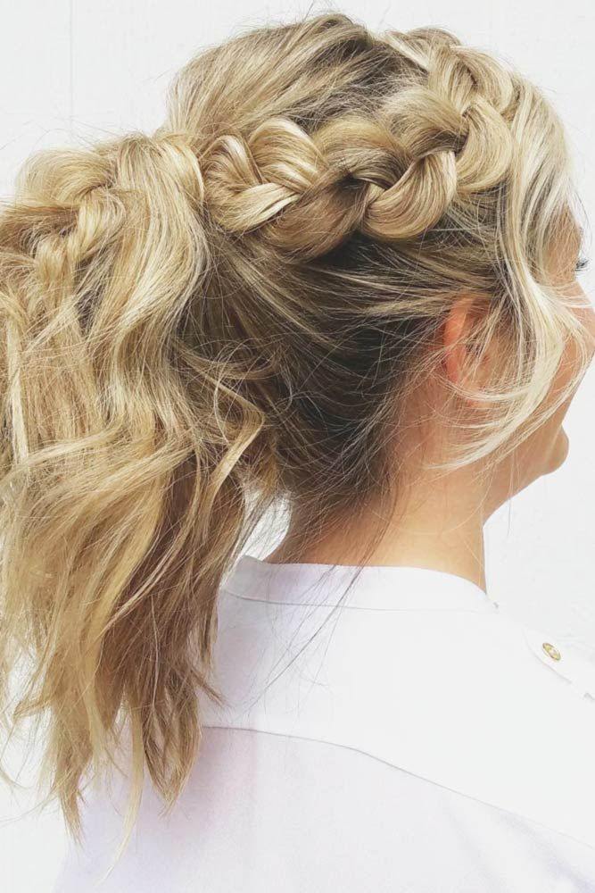 hair styles prom best 25 braids hairstyles pictures ideas on 7562