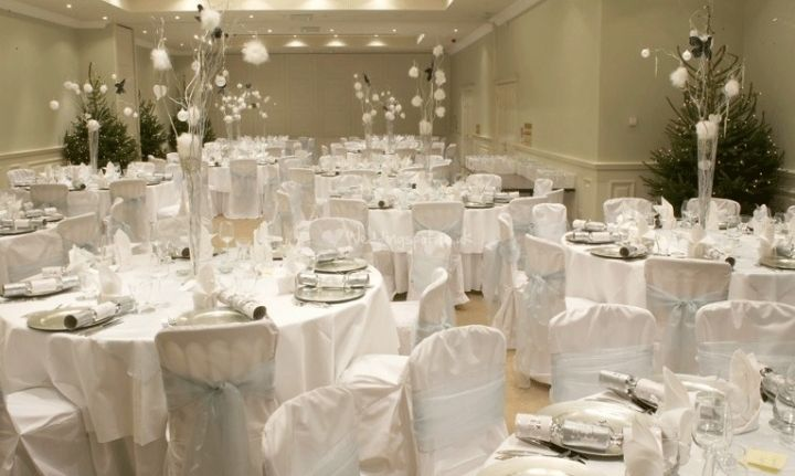 Red grey and white wedding google search future for White party decoration ideas