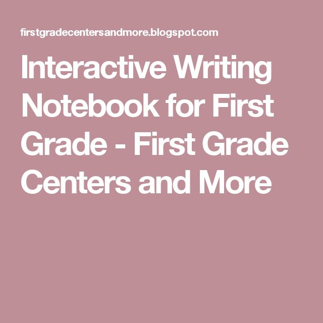 Jennifer s Teaching Tools  Writer s Notebooks