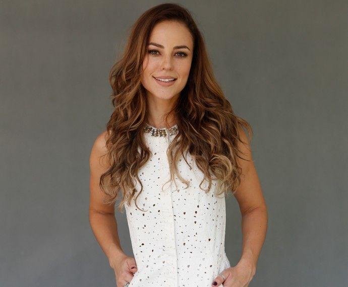 Paolla Oliveira surge repaginada para apresentar Melissa na segunda fase de 'Além do Tempo' (Foto: Fábio Rocha/Gshow)