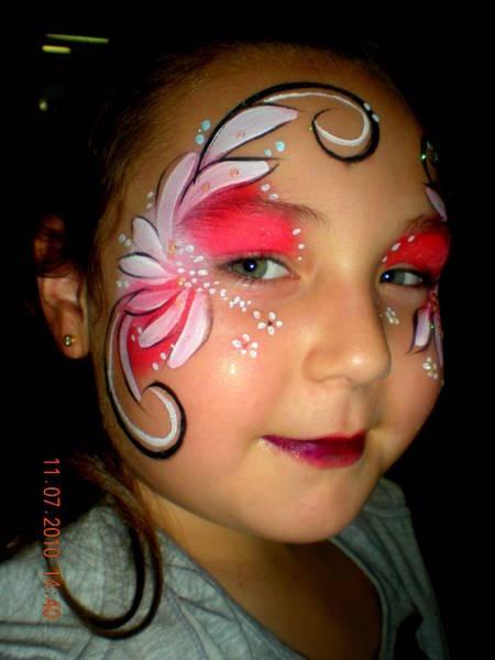princess face paint designs - Google Search