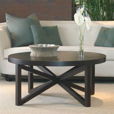 Allan Copley Designs Snowmass Cocktail Table