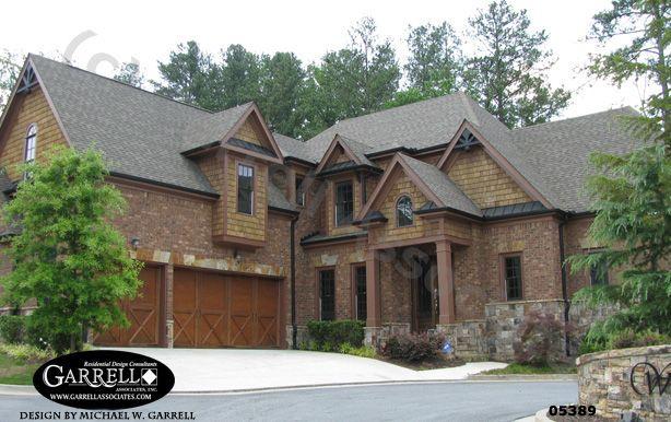 Garrell associates inc chez cherrie house plan 05389 for Garrell and associates house plans