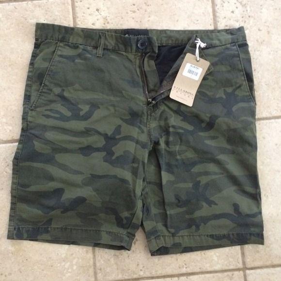 Billabong men's camo shorts Brand new with tags- mens shorts size 36. Will take less on 🅿️🅿️ :) Billabong Shorts